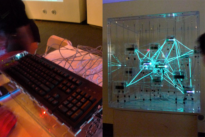 LCD Matrix project
