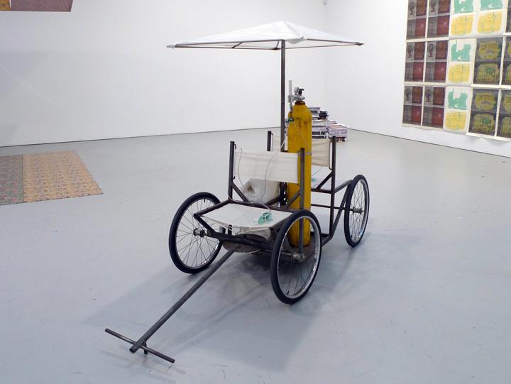 Fresh-Air Cart by Gordon Matta-Clark