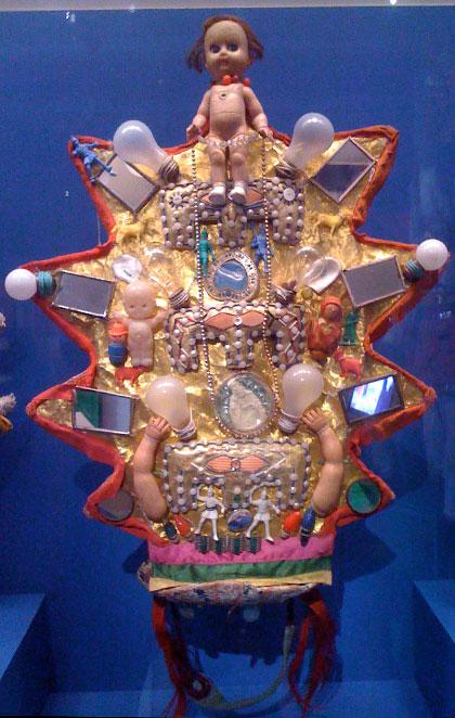 Decorated Head Set
