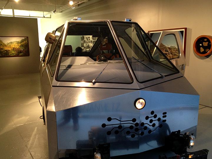 Ivan Puig's SEFT-1 probe