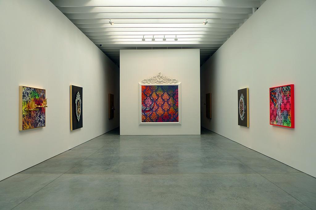Carlos Rolon at Paul Kasmin Gallery