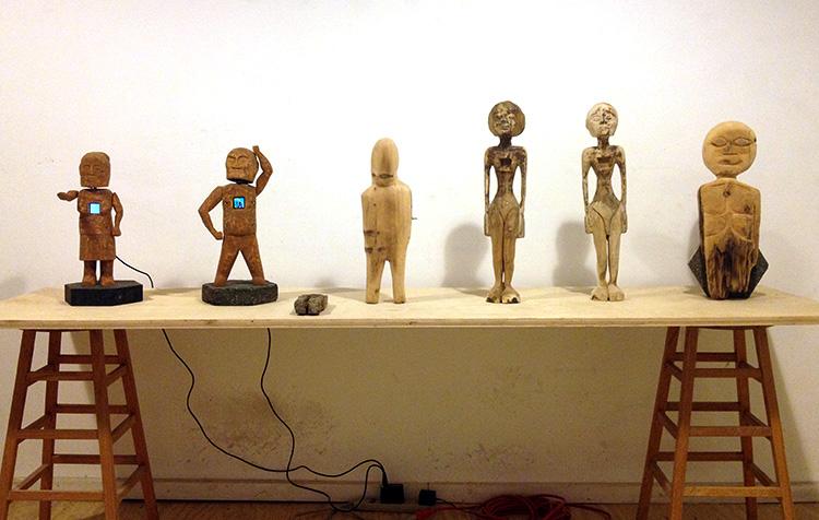 Mediated Idols