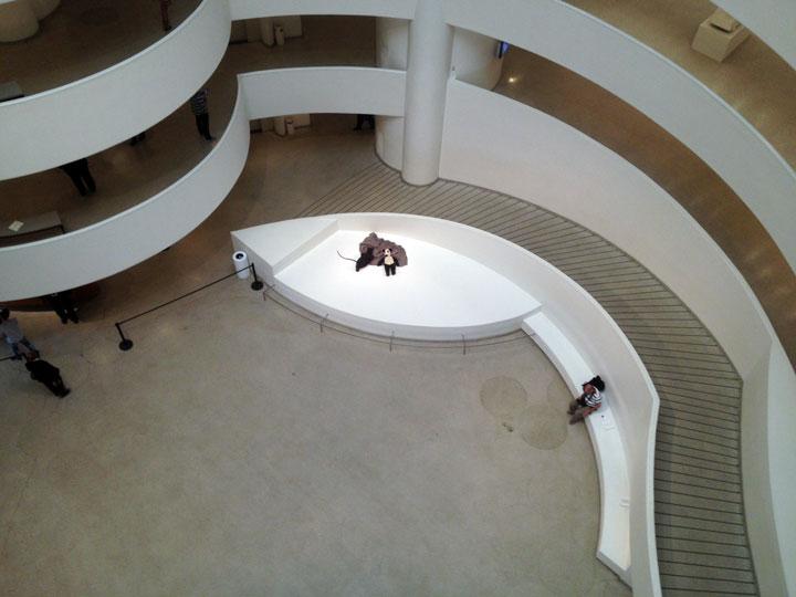 Fischli & Weiss at Guggenheim