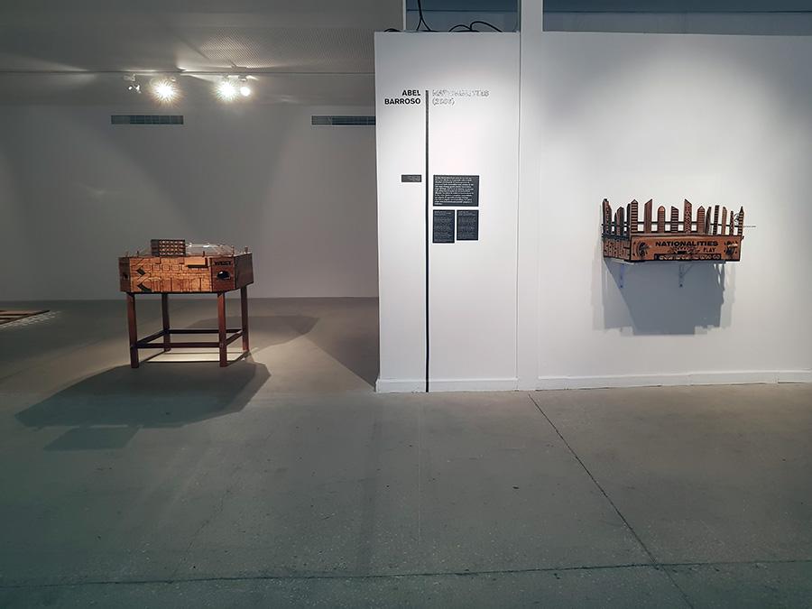 Abel Barroso at el Centro Cultural Las Cigarreras de Alicante